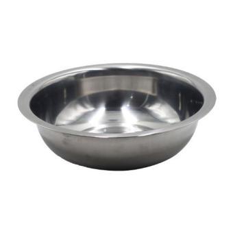 Harga Alldaysmart Baskom 1604-138 Stainless Steel 32cm - Isi 3 Pcs