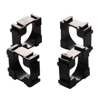 18650 Safety anti vibration Cylindrical bracket (100pieces) (Intl) - intl