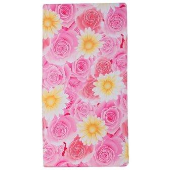 Himaro Alas Setrika - Bunga Pink