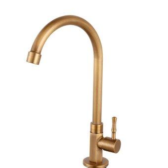 Hot and cold KA-1001 basin mixer - intl