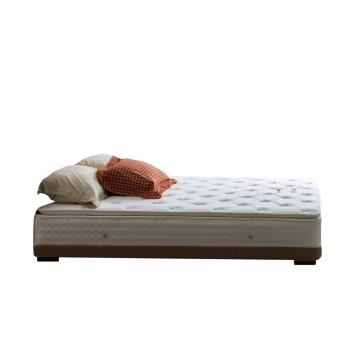 Quantum Springbed Millennium Teen (Smart Latex Topper) Size 180 x 200 - Mattress Only - Khusus Jabodetabek