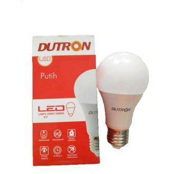 Lampu LED Dutron 9w Cahaya Putih