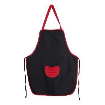 Women Halterneck Apron with 1 Pockets for Chef Waiter - intl
