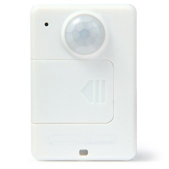 Infrared Sensor Motion Detector Anti-theft GSM Alarm System-US Plug(White) - intl