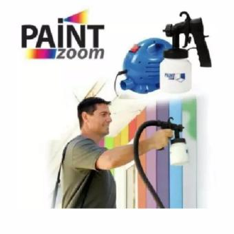 Paint Gun Spray Painting Zoom | Alat Semprot Cat Praktis Kayu Tembok Besi