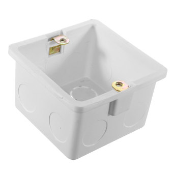 86 X 86mm Wall Plate Box back plate box outer side back box - Intl