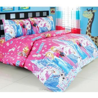 Alona Ellenov Frozen Castle Pink Bed Cover Set – Pink