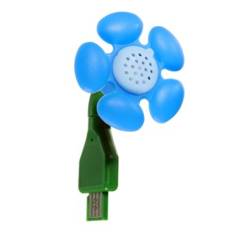 Harga USB Mini Electric Aroma Oil Diffuser Air Humidifier Flower Perfume for Home Office Car (