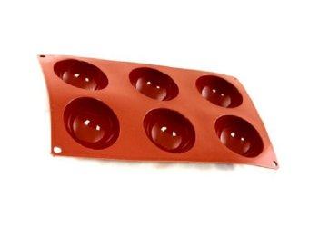 Agnelli Dolciflex Mini Savarin Cake Moulds - 3 Buah