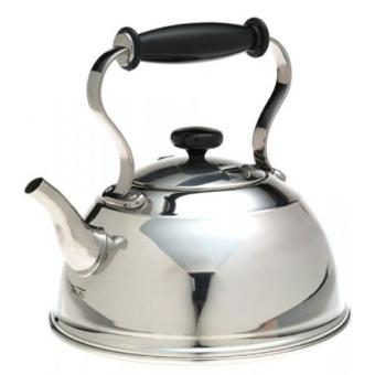 GPL/ Copco Cambridge Stainless-Steel Teakettle/ship from USA - intl