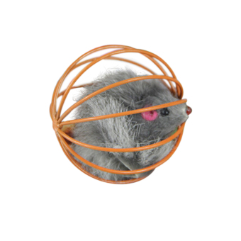 Bluelans Kucing Pet Tali Sisal Mainan Permen Mainan Bola Tenun Cuplikan Awal Menangkap . Source ·