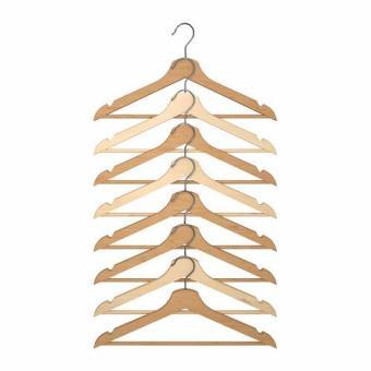... Jual Magic wonder hanger lipat gantungan baju laundry closet ajaib Source IKEA Bumerang Gantungan Baju
