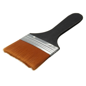 #8 Paint Brush Nylon Hair Artist for Watercolor Acrylic Oil Painting Drawing - intl