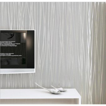 1000*53cm 2Cool 3D Eco-friendly Wallpaper Wall Art Modern Simple Wallpaper Wall Paper for - intl