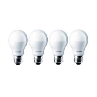 Philips Lampu LED 10,5w 4pcs - White