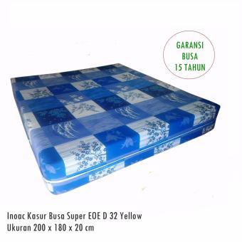Inoac Super EOE Yellow Uk 200x180x20 cm
