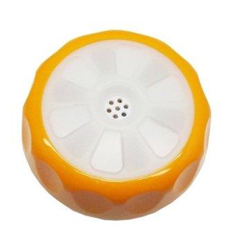 LED Automatic Voice Activated Sensor Night Light - AA-LX002 - Orange