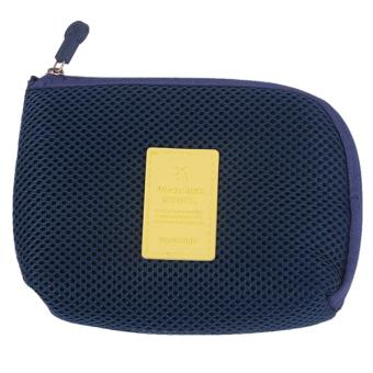 Hanyu Shockproof Camera Phone Storage Bag Deep (Blue)