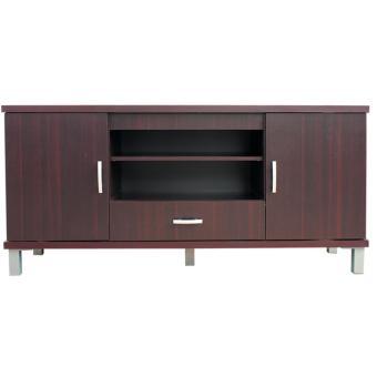 Harga Kirana Furniture - Audio Rack / Rak TV / Meja TV BF 828 DM -