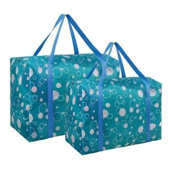 Moving Bag Bubble (Blue)