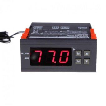WILLHI Digital pengontrol suhu Fahrenheit 12 V - 22 ℉ untuk 572 ℉ - Internasional