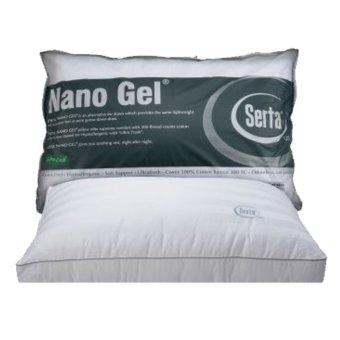Serta Nano Gel Pillow - Putih