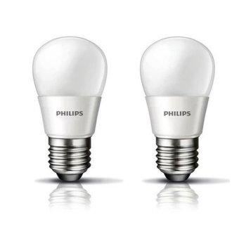 Philips Lampu LED 4Watt-2pcs