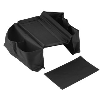 Arm Rest Chair Settee Couch Sofa Remote Control Table Top Holder Organiser Tray - intl