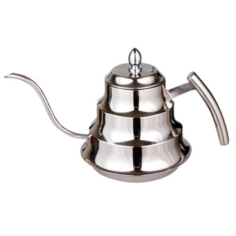 Harga Akebonno - Stainless Steel Hand Drip Coffee Pot Mouth Drip Kettle 1,2 L