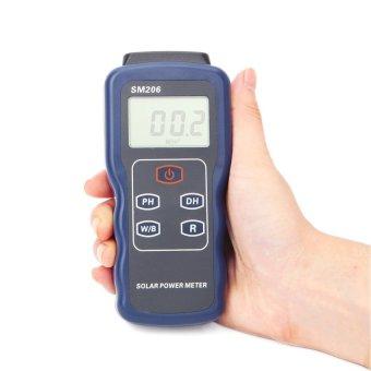 Solar Power Meter Light Intensity Measurement Radiation Tester - intl