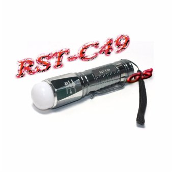 1Shop Led Senter RST-C49 -Silver