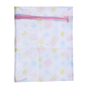 Washing Machine Mesh Underwear Laundry Bag(Multicolor)-30*40cm - intl