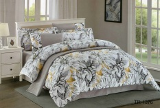 Yume Bedcover Set Import-Cecile [Queen Size / 160 X 200 X 40 Cm] YM001000