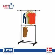 JYSK - GANTUNGAN BAJU - CLOTHES RAIL POVEL 153X44X186CM METAL