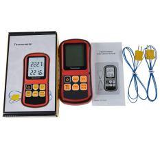 K-Type Digital Thermometer W / Thermocouple Sensor