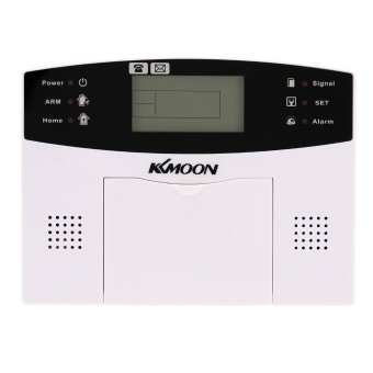 KKMOON Wireless GSM SMS Home Burglar Security Alarm System Detector Sensor Mobile Call 433MHZ