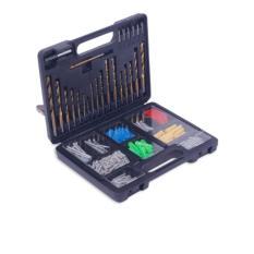 Krisbow Set perlengkapan mata bor 301 pcs