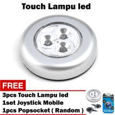 Lampu Emergency Led Touch Lampu Tempel Touch Lamp Stick Lampu Led Lemari .