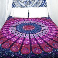 Large Indian Mandala Tapestry Wall Hanging Throw Towel Beach Yoga Mat Decor Boho - Intl