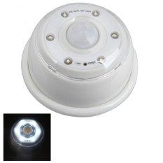 LED PIR Auto Body Sensor Motion Detector Cahaya, Lampu, PelitaCorridor Stairway Cabinet Lamp (Intl)