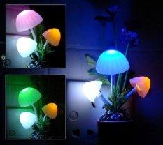 Lucky - Lampu Tidur Sensor Cahaya Avatar - Lampu Jamur Led Lamp Elektronik Rooms / 1Pcs