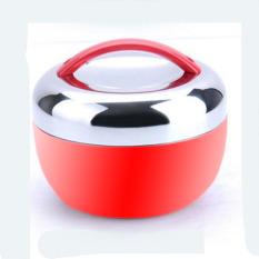 LZ 1000Ml.Baking Filling Storage Box.Lunch Box.Dinner Pail.Thermalinsulation Bento Box.Snack Picnic Box.Fresh Keeping Storagebox.Vegeable &Amp; Fruit Box.Home Living &Amp; Outdoor Lunchbox. (Red) - Intl