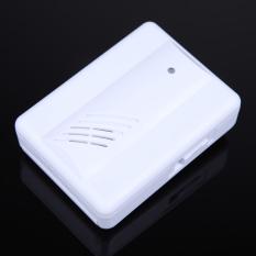MEGA Wireless Entry White 245g Separate Infrared Sensor Doorbell OneDriving Two - Intl