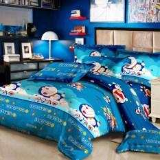 Monalisa Sprei Doraemon Family