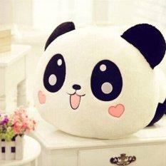 Moonar Indah Mewah Mainan Lembut Bantal Boneka Panda 20 cm Dekorasi Living Room Sofa Rumah