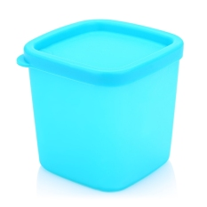 Multifunction Frosting Crisper Plastic Box Kitchen Sorting Food Storage Container (SIZE:S 230ML) (Blue)