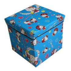 Nadaga Box Duduk Kotak Penyimpanan Box Mainan Tempat .