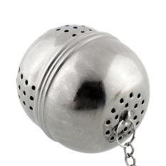 New Essential Stainless Steel Ball Tea Mesh Filter Strainer Tea Leaf Hook Spice