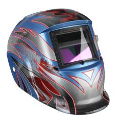 New Pro Auto Penggelapan Pengelasan Penggilingan Mask ACF Helm Biru
