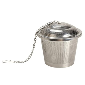 New Safety Tea Mesh 304 Stainless Steel Herbal Ball Infuser Tea Strainer 6.5cm